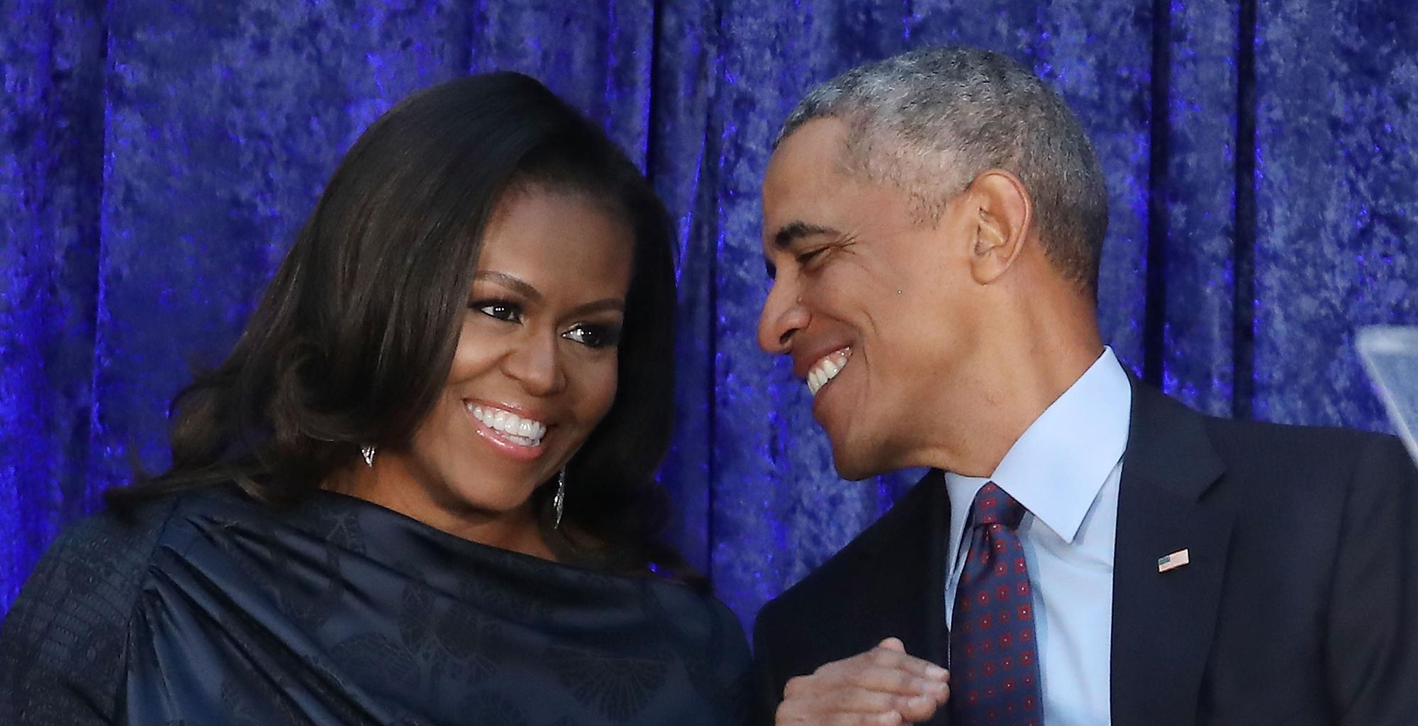 Michelle Obama Recalls The First Thing That Made Her Fall In Love With Barack Obama!