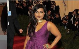 Mindy Kaling Is Ready For Anything In Floral Tory Sport By Tory Burch