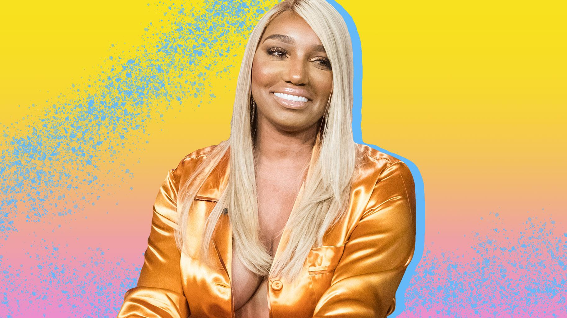 NeNe Leakes Shares This Dramatic Video For Flashback Friday To Prove Her Point