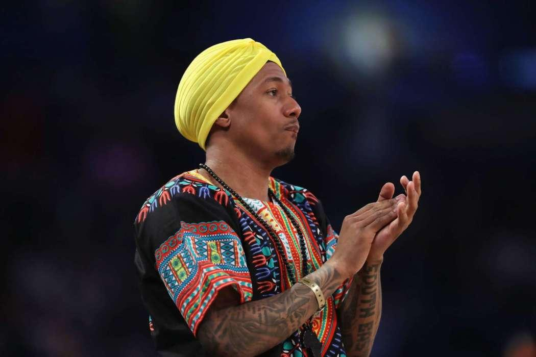 Nick Cannon Visits Jewish Center Following His Controversial Anti-Semitic Remarks