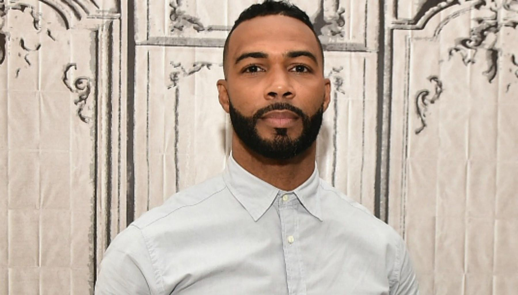 Omari Hardwick Hits Back After Reading This Offensive Comment About His Wife, Jennifer Pfautch