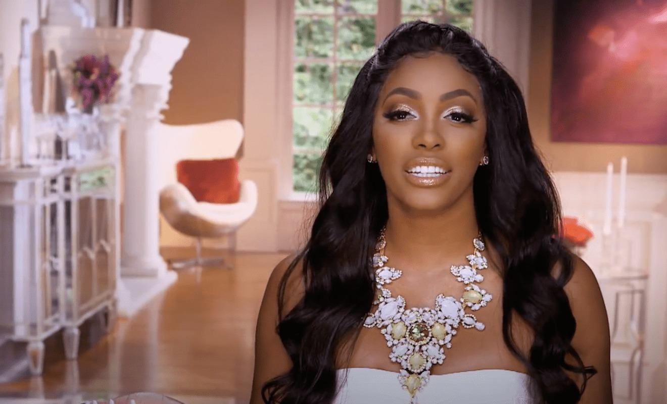 Porsha Williams Spent Some Quality Time Over The Weekend With Her Sister And Niece, Baleigh - She Made A Shocking Announcement