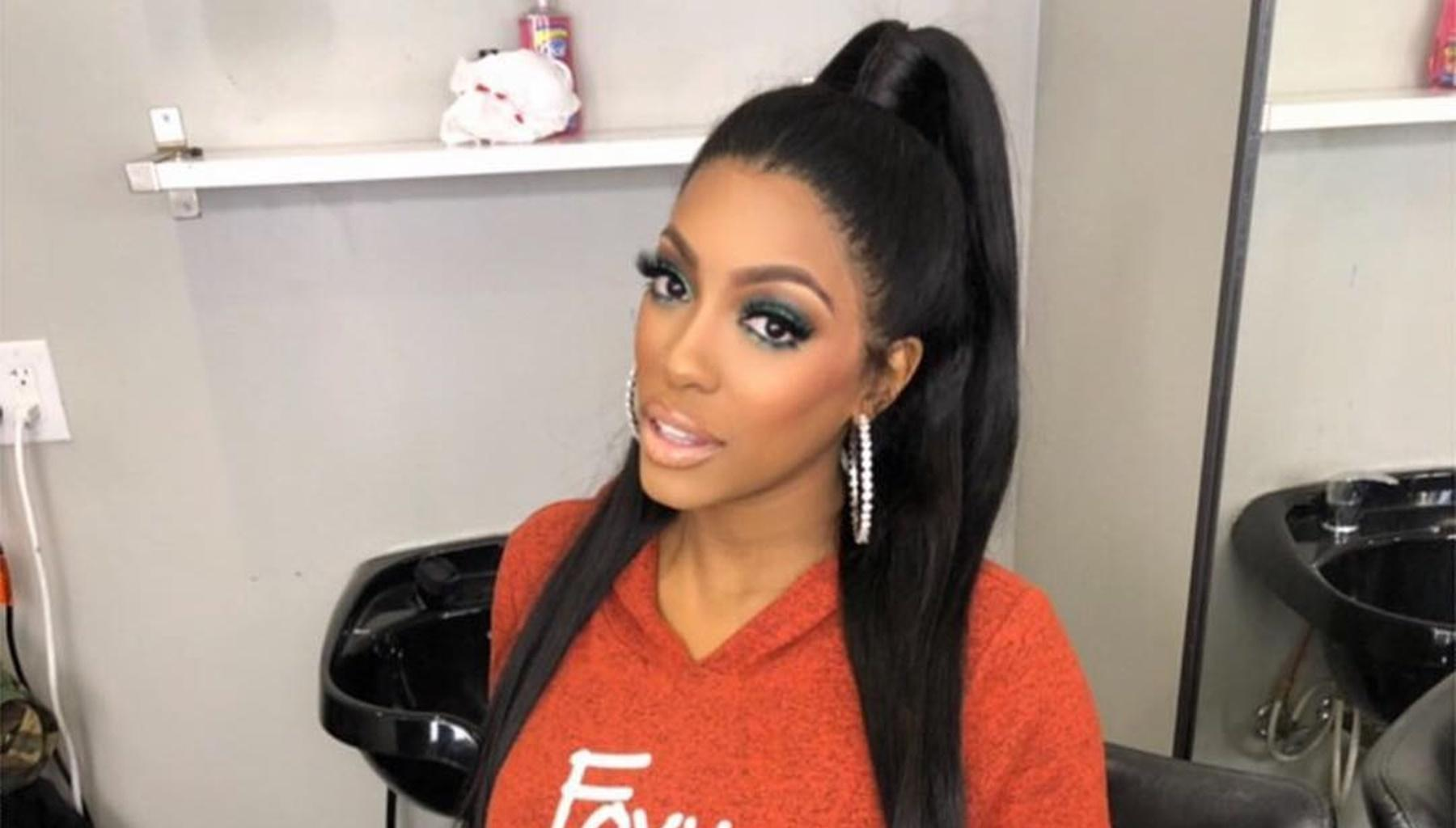 Tamar Braxton Calls Porsha Williams 'Heroic' Following The Recent Events