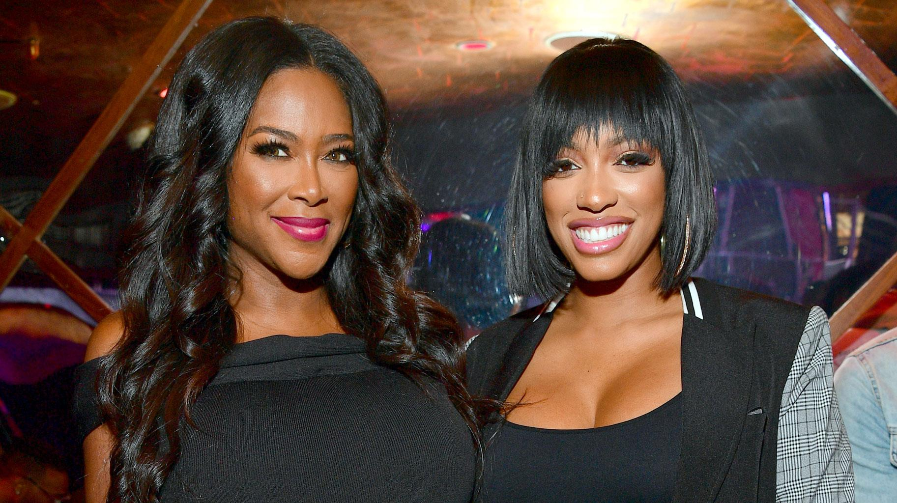 Kenya Moore And Porsha Williams Are Praying For Naya Rivera