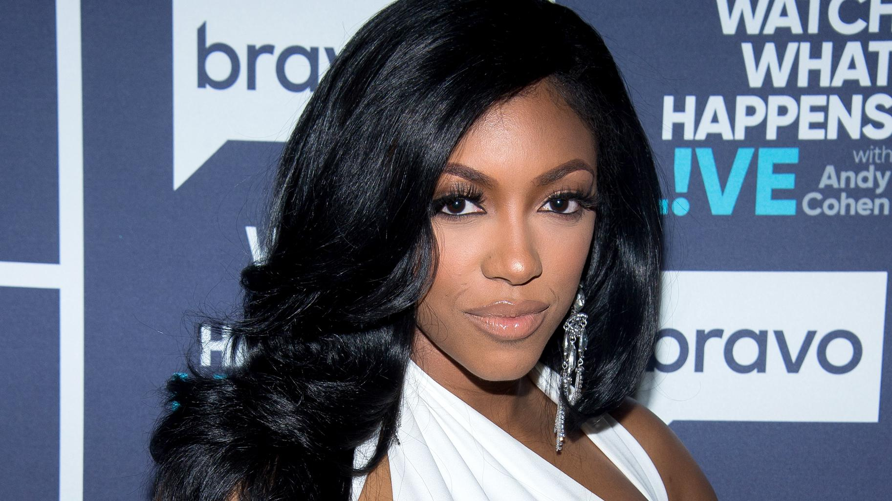 #FreePorsha: Porsha Williams Has Been Arrested While Protesting For Breonna Taylor And Fans Call For Her To Be Freed