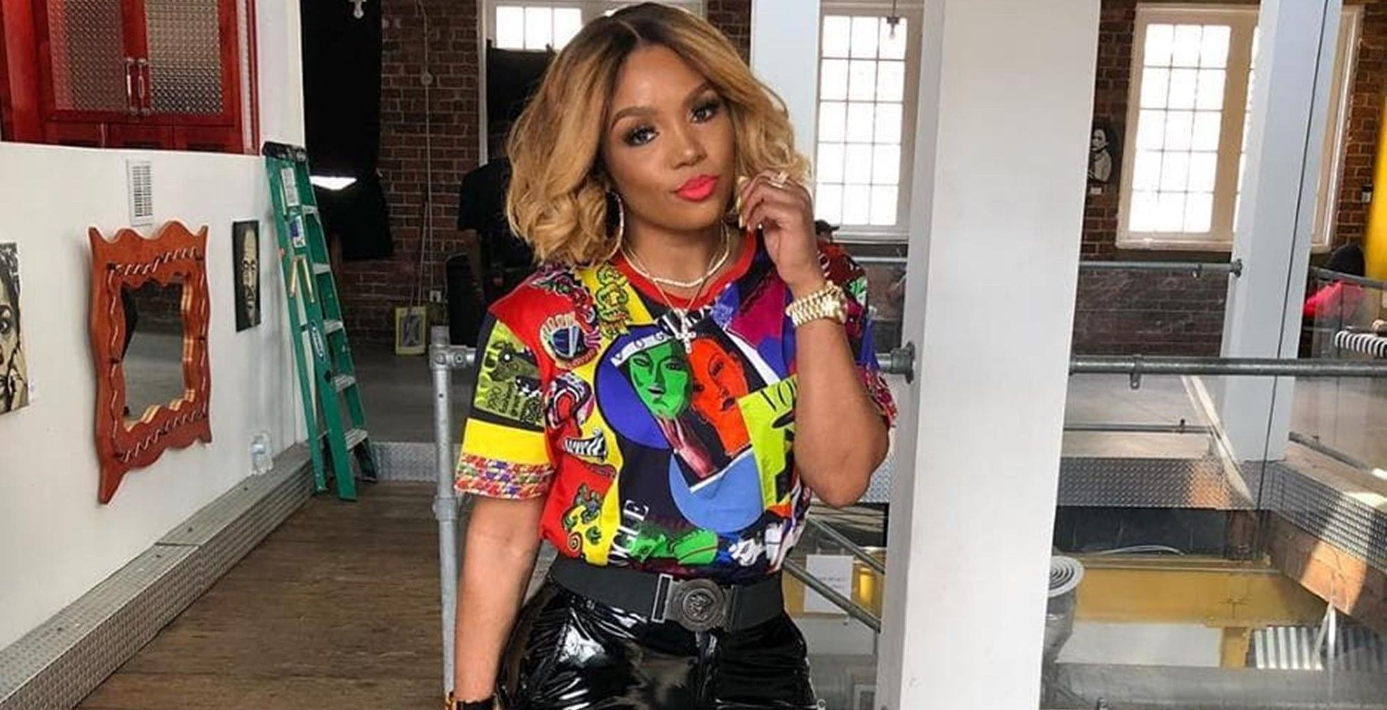 Rasheeda Frost Shows Weight Gain In New Video And Explains How She Is Shedding The Pounds -- But 'Love and Hip Hop: Atlanta' Fans Want Kirk Frost's Wife To Keep Her Killer Curves