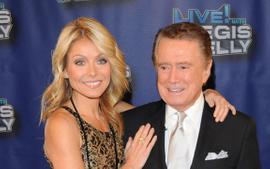 Kelly Ripa Pays Heartfelt Tribute To Her Former Live! Co-Host Regis Philbin After The News Of His Passing
