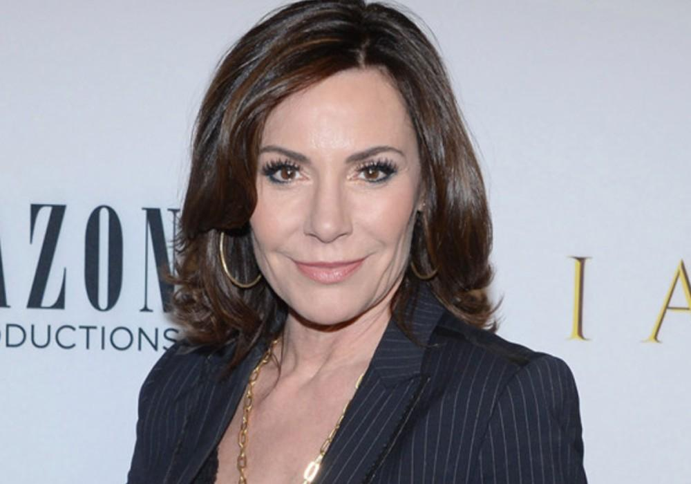 RHONY - 55-Year-Old Luann De Lesseps Shares Her Skincare Routine Because Everyone Keeps Telling Her She Looks 'So Young'
