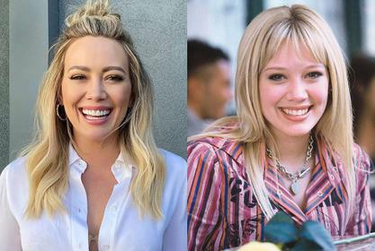 Hilary Duff Says There Are Still Ongoing Conversations About Stalled Lizzie McGuire Reboot -- Has High Hopes