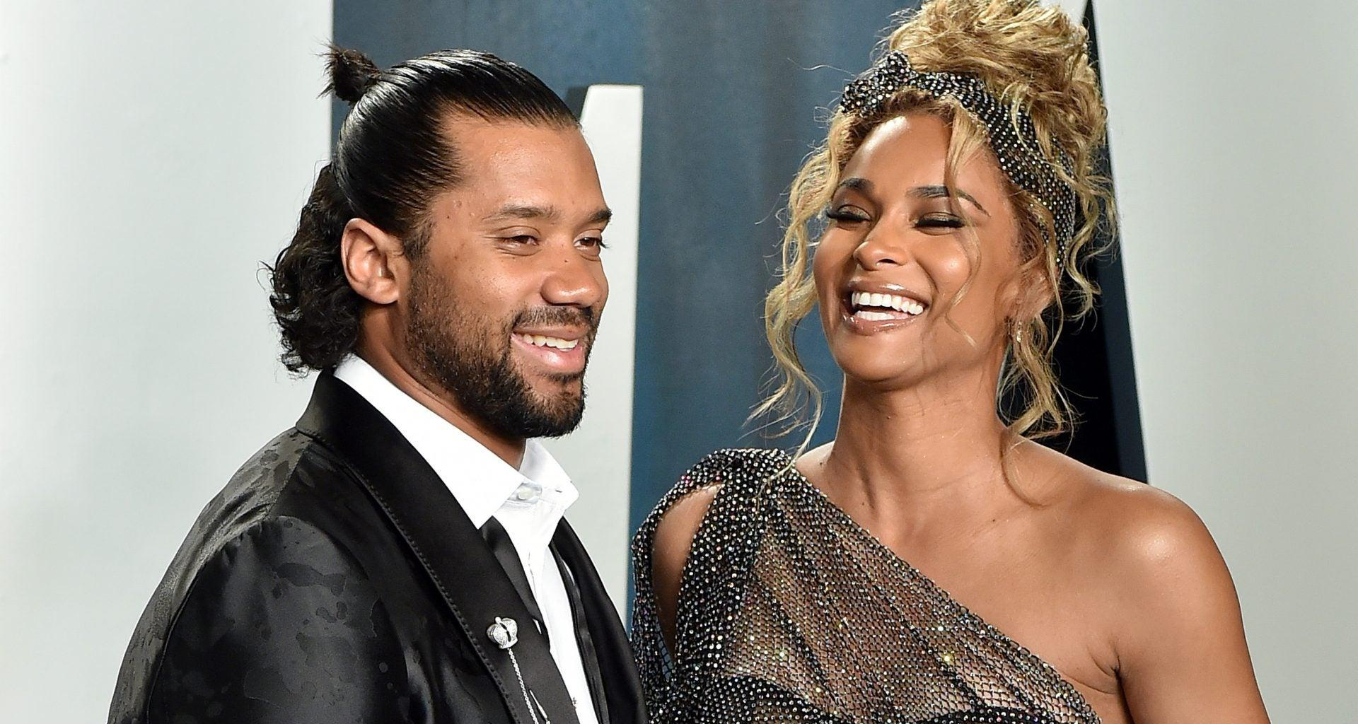 Ciara And Russell Wilson Introduce Their New Baby To The World - Check Out The First Pic!