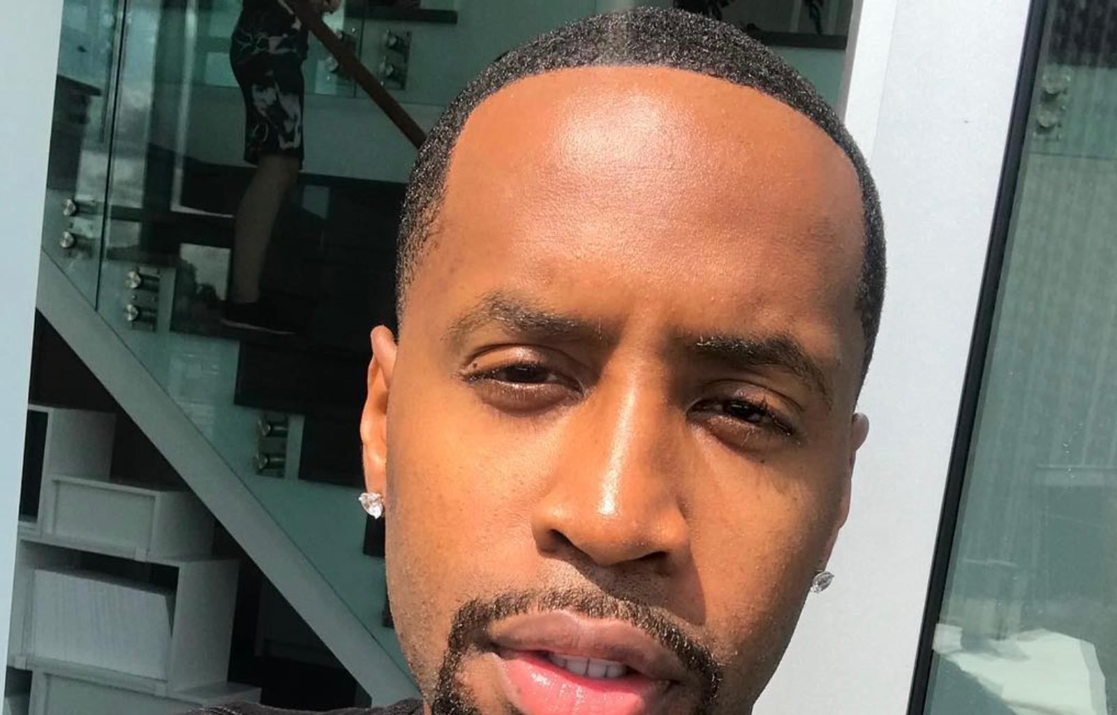 Safaree Shares A Motivational Message For His Followers