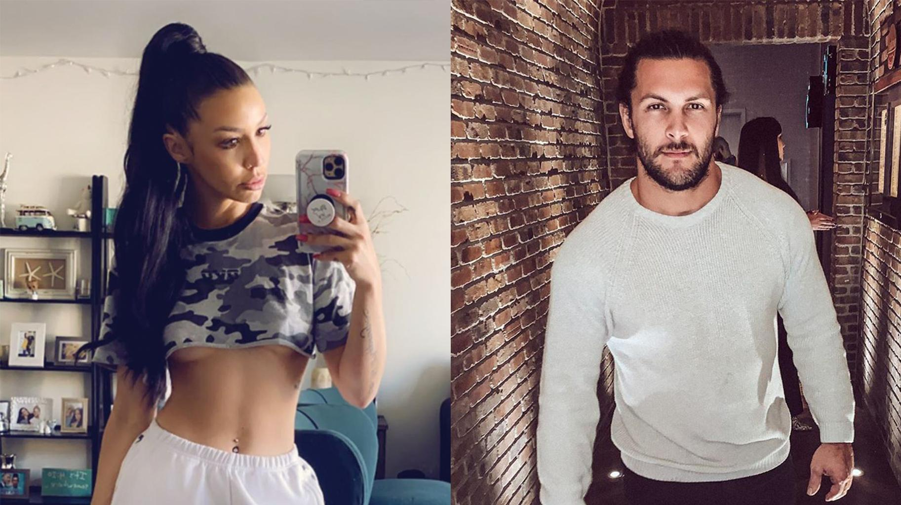 Scheana Marie Reveals Boyfriend Brock Davies Has Been 'So Angry' After Miscarriage Brought Them Together