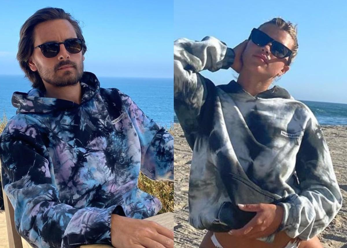 Sofia Richie Shows Off Her Beach Body In Scott Disick's Hoodie, LivinCool And Onia X We Wore What Bathing Suit