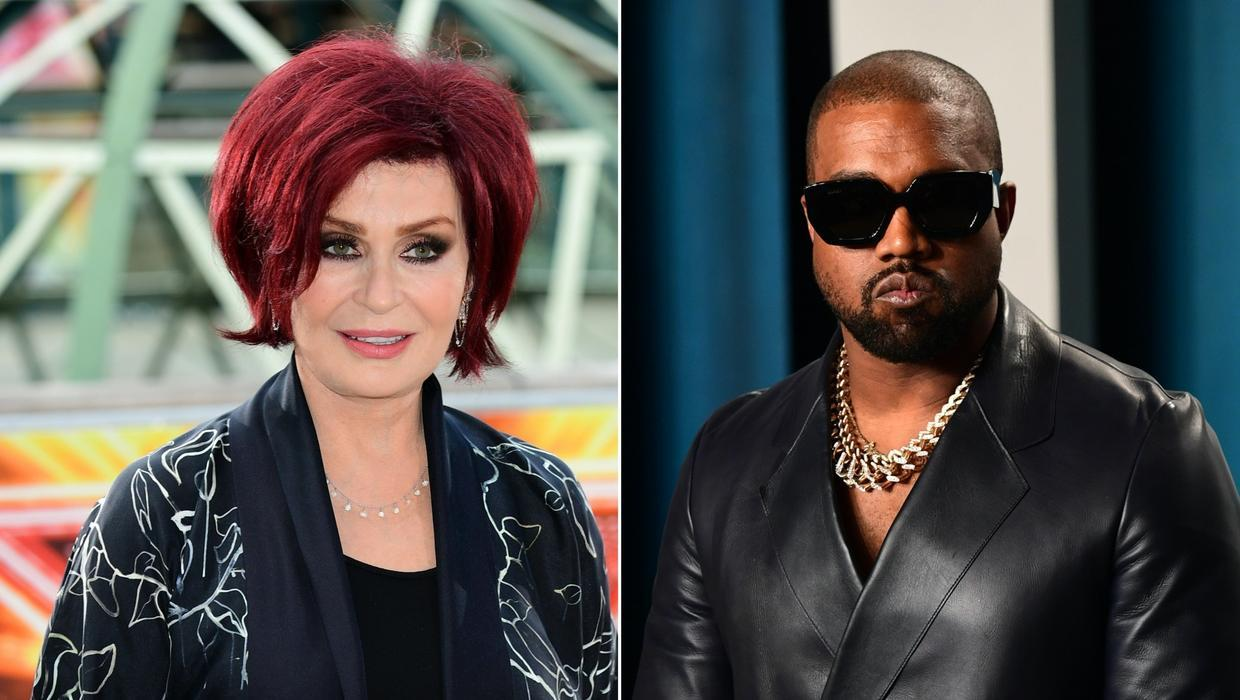 Sharon Osbourne Slams 'Billionaire' Kanye West For Getting Governmental Aid To Pay His Yeezy Employees Amid The Quarantine!