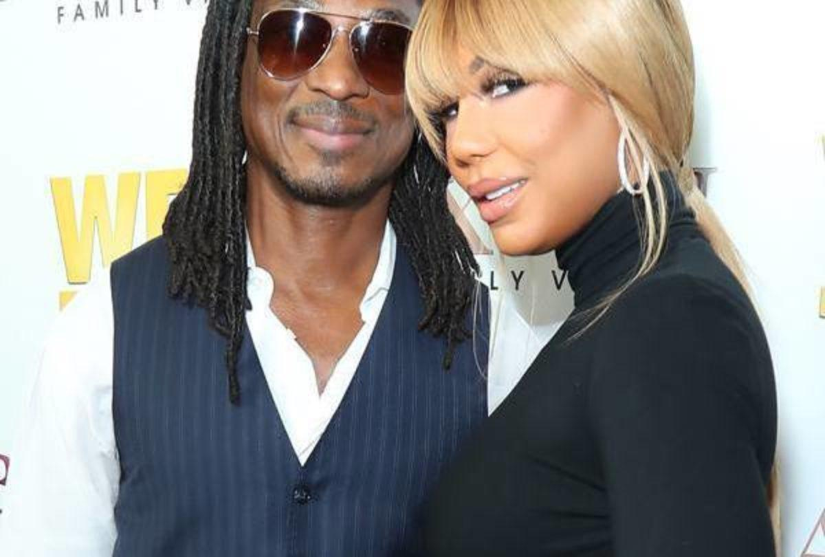Tamar Braxton's BF, David Adefeso Teaches Fans How To Stabilize Income