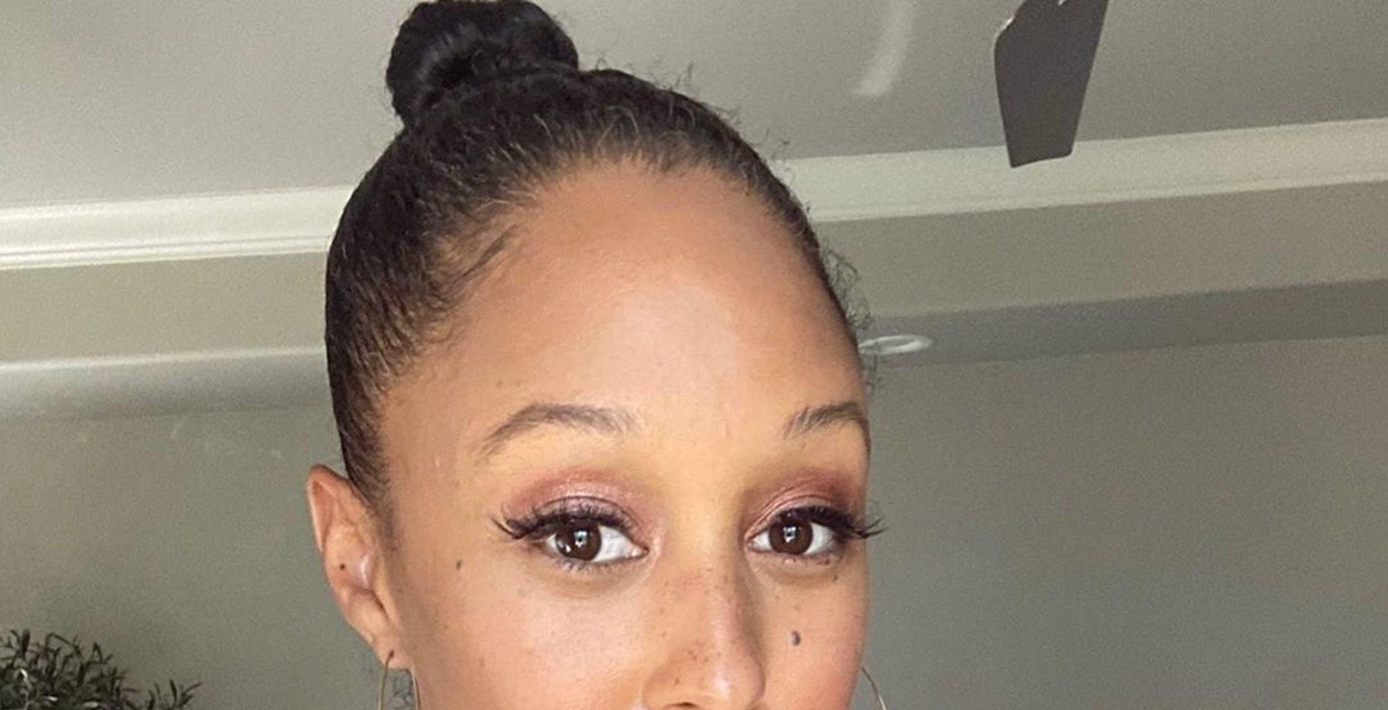 Tamera Mowry-Housley Shares Breathtaking Photo While Going Through A Life-Changing Decision