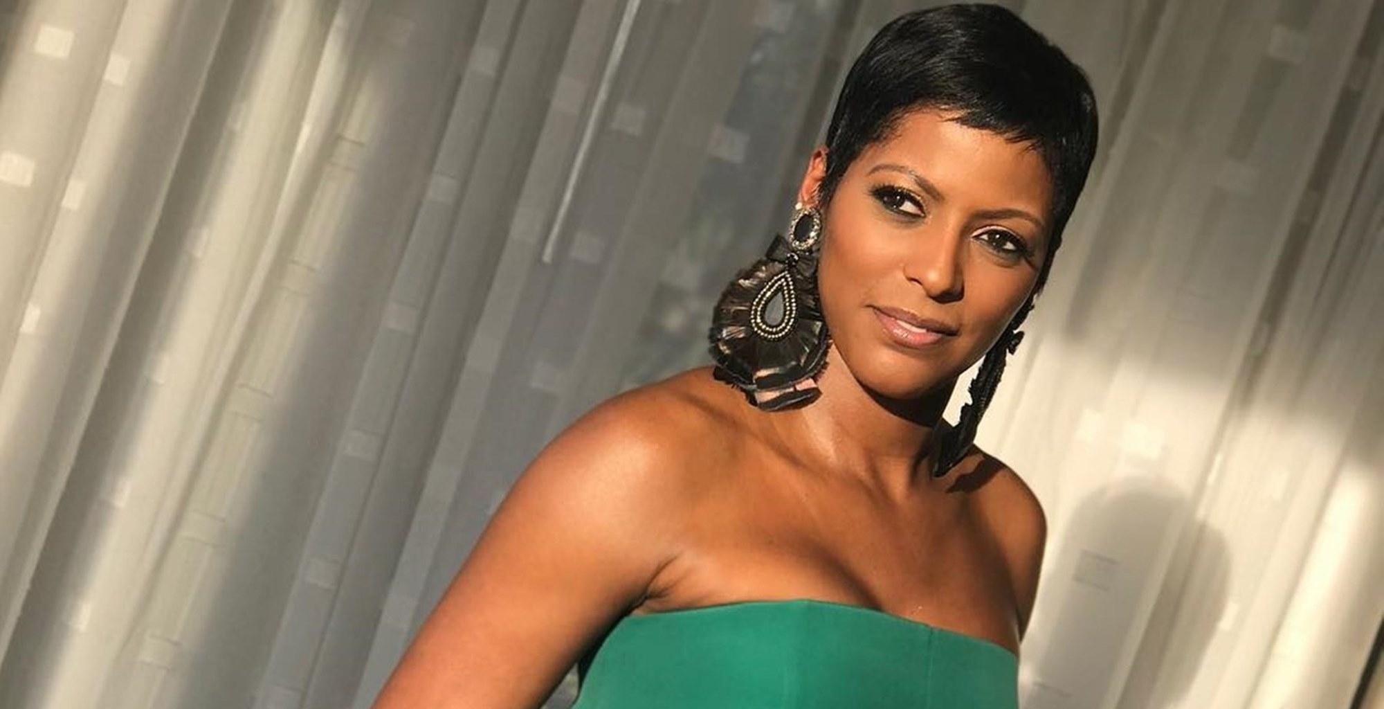 Tamron Hall Appears In Video With No Makeup And Hair Undone, Gives The Best Acceptance Speech Ever