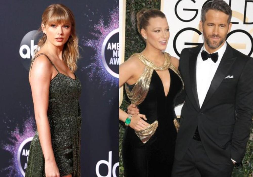 Taylor Swift Fans Believe She Revealed The Secret Name Of Ryan Reynolds And Blake Lively's Third Child On 'Folklore'