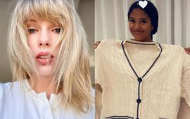 Taylor Swift Sent Natalia Bryant, Kobe's And Vanessa's Daughter, A Folklore Cardigan