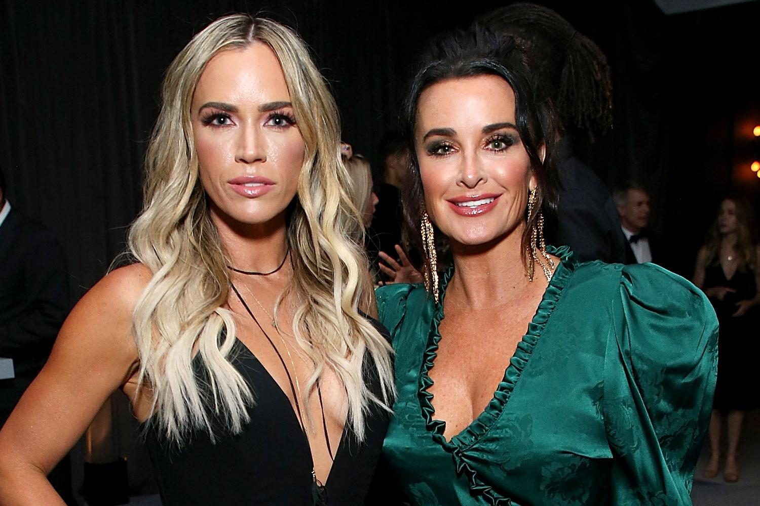 Andy Cohen Hints Teddi Mellencamp And Kyle Richards Are Being Fired From The RHOBH? - Here's Why Fans Are Convinced After Seeing This Pic!