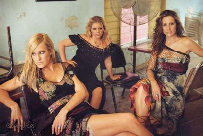 The Chicks Say The Lady A Name Lawsuit Is 'Uncomfortable' And 'Awkward'
