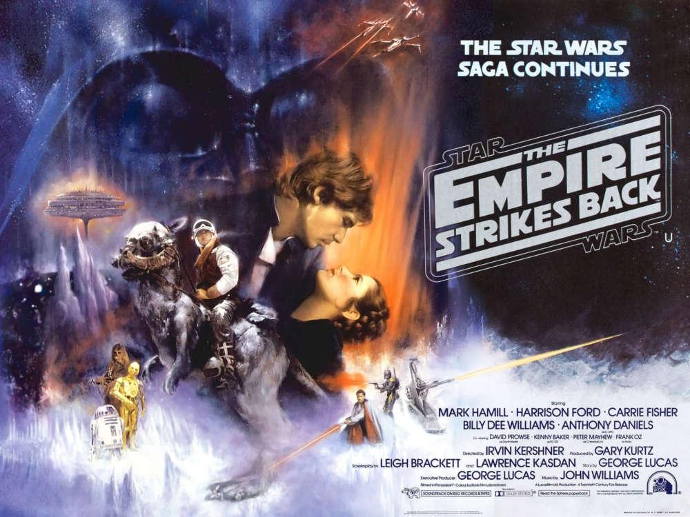 The Empire Strikes Back Hits #1 At The Box Office This Weekend - Again