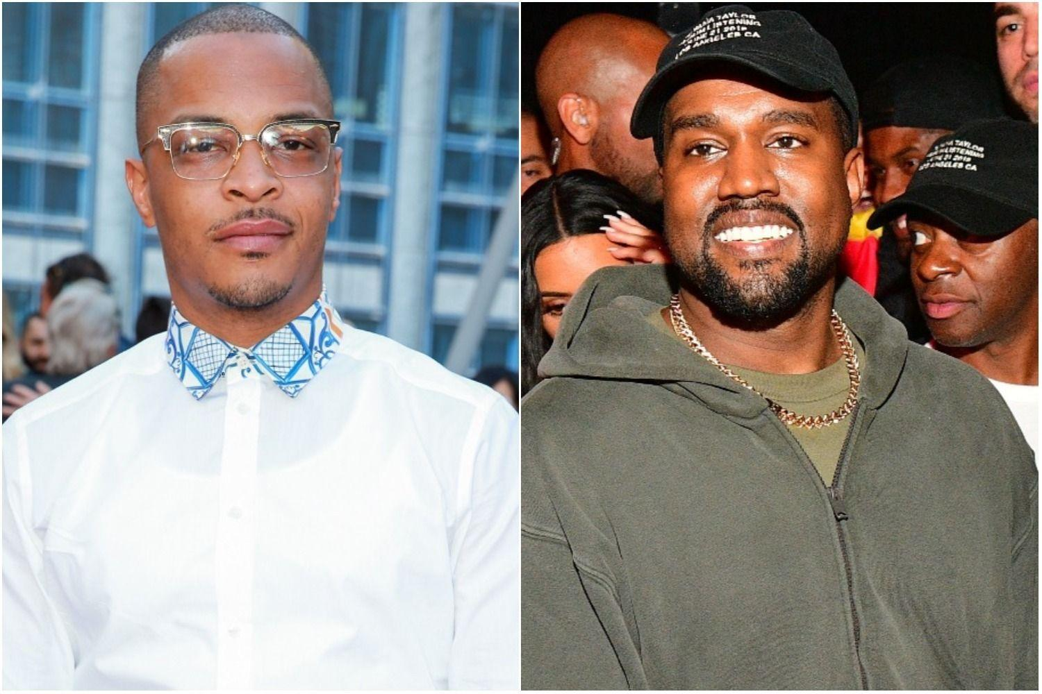 T.I. Has A Few Words For Kanye West Amidst His Massive Breakdown