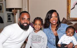 Kandi Burruss Shares A Sweet Photo Of Todd Tucker And Blaze Tucker And Fans Are In Awe