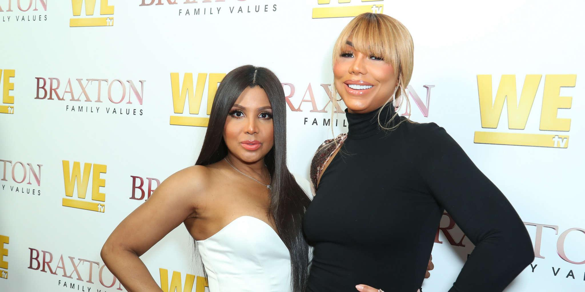 Toni Braxton Finally Breaks Her Silence About Tamar Braxton's Hospitalization