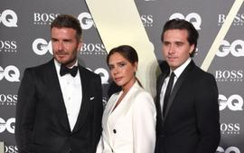 Victoria Beckham Says She And David Beckham Couldn't Be Happier About Their Oldest Son Brooklyn's Engagement News
