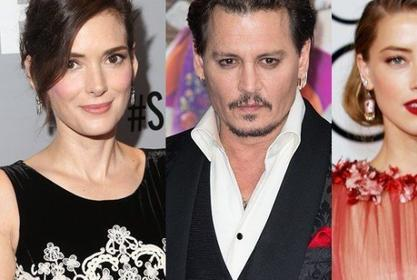 Winona Ryder Writes Powerful Defense Of Johnny Depp Against Those 'Horrific Allegations' By Amber Heard!