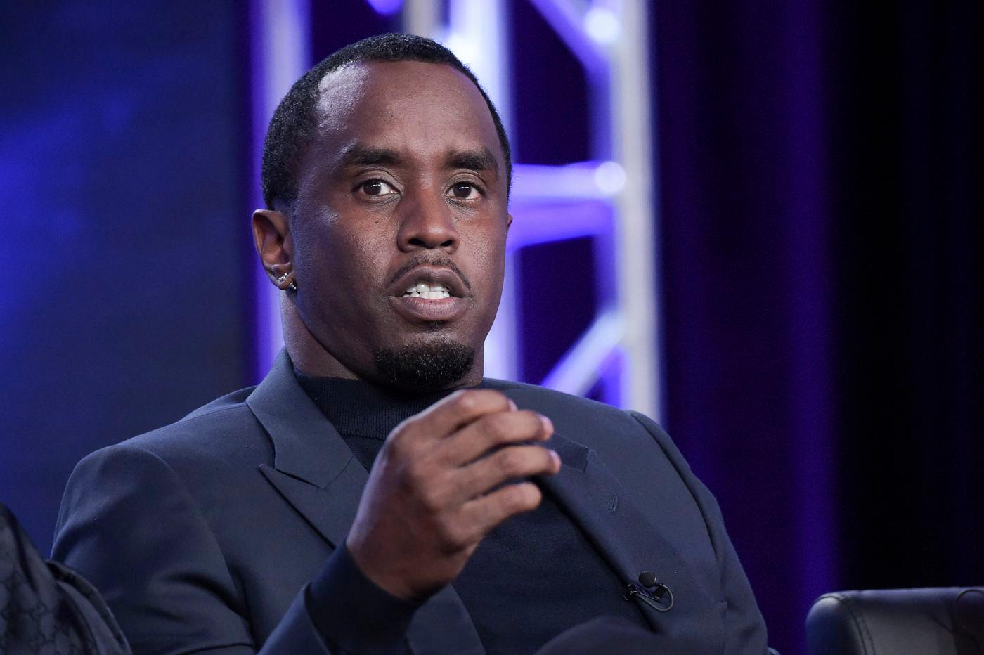 Diddy Praises The Book Called 'The Purpose of Power: How We Come Together When We Fall Apart'