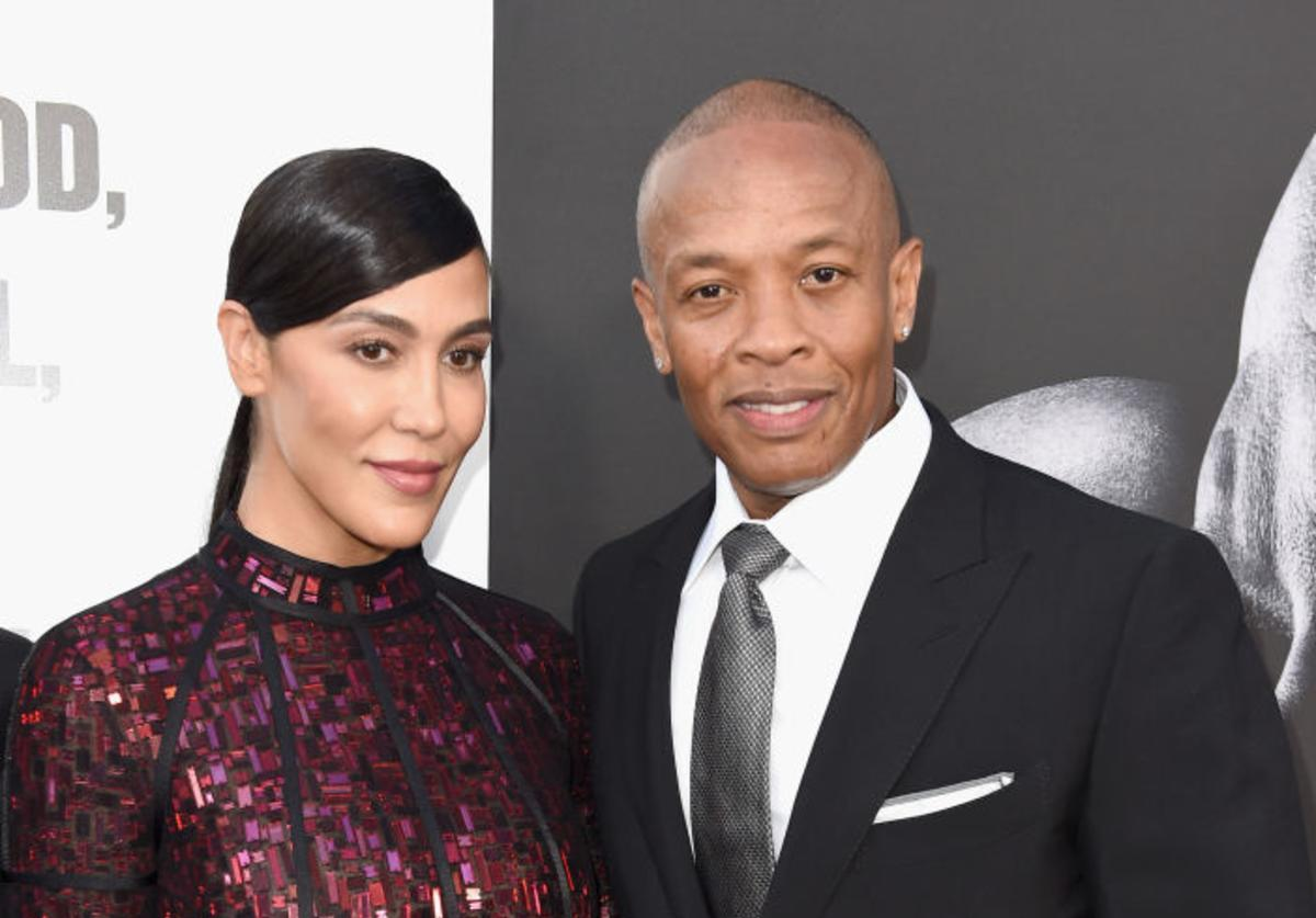 Dr. Dre's Wife Nicole Young Slammed Pre-Nup Claims - She Said She Was Pressured To Sign