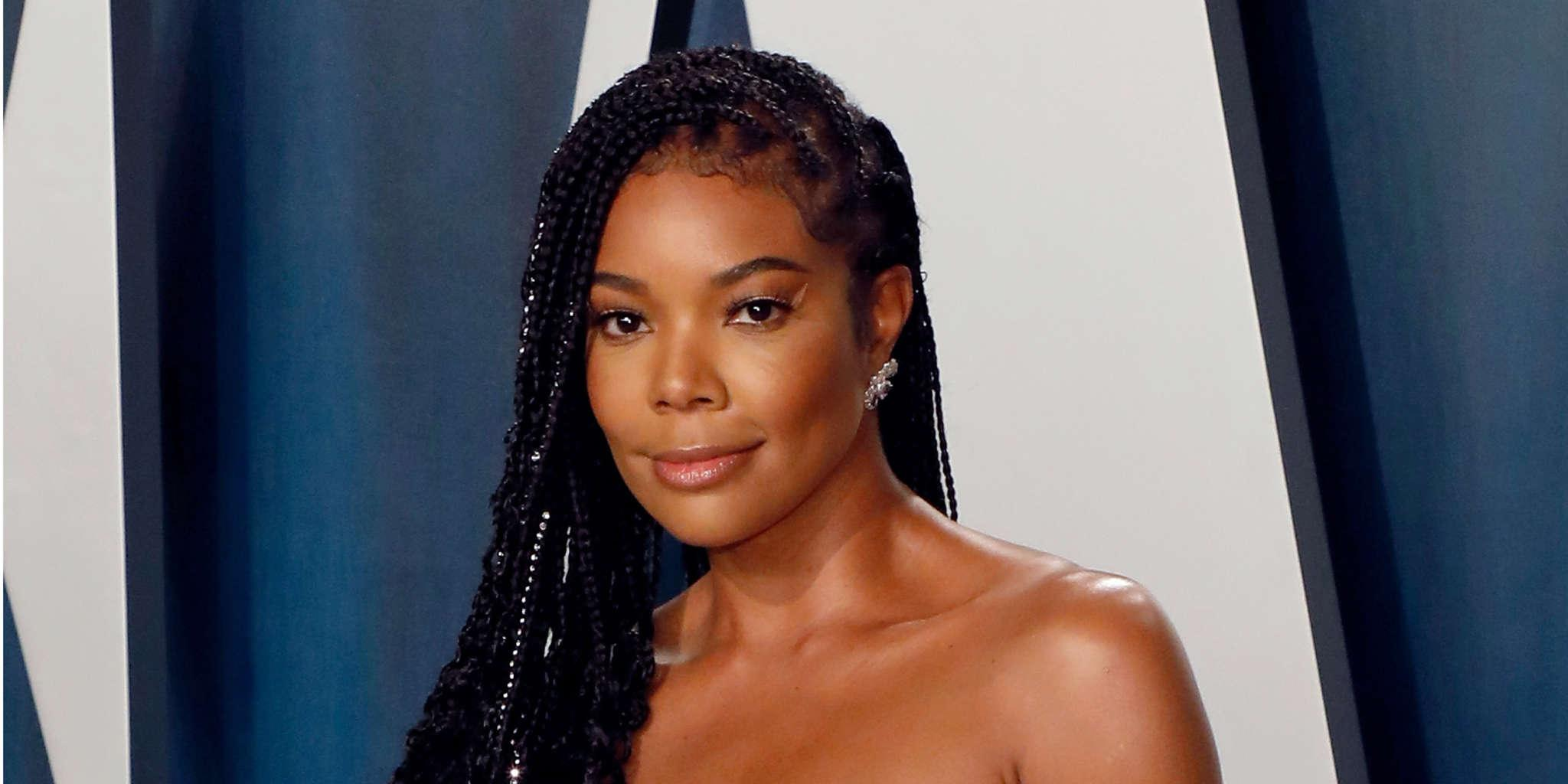 Gabrielle Union Shows Off Her Curves At The Pool And Fans Are Here For This