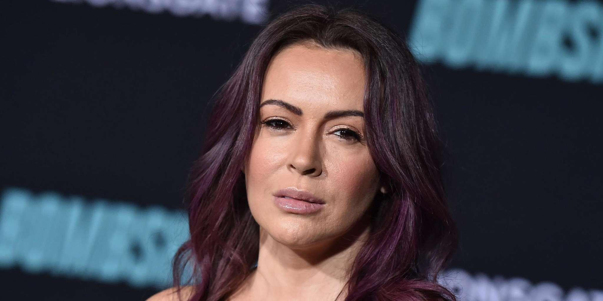 Alyssa Milano Reveals COVID-19 Battle And How Intense The Virus Is