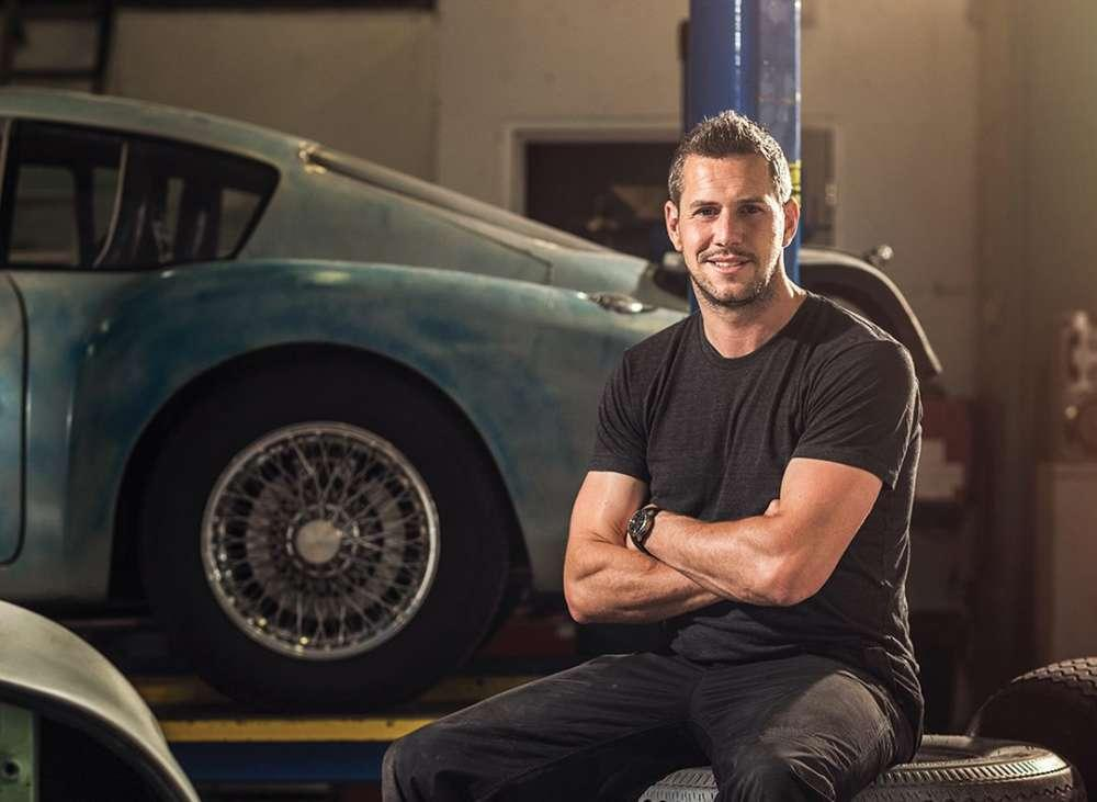 Ant Anstead Eliminates Social Media Due To 'Toxic' Commenters