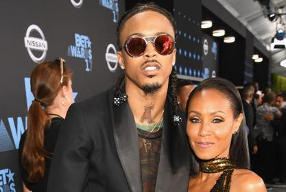 August Alsina Claims That His Relationship With Jada Pinkett And Will Smith Is Not 'Broken' Despite 'Entanglement' Drama!