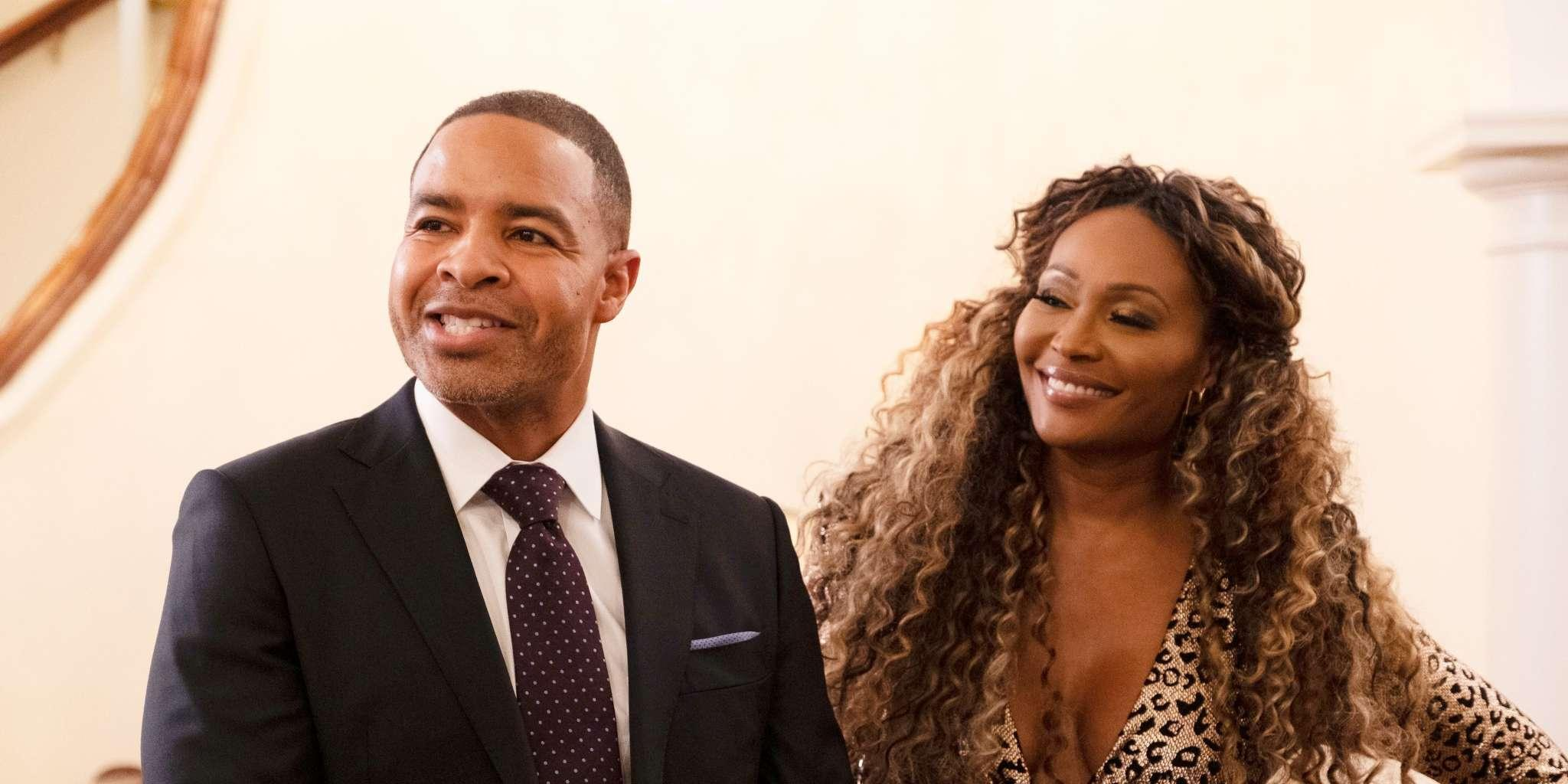 Cynthia Bailey Had A Date Night With Mike Hill - See Their Photos