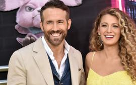 Blake Lively And Ryan Reynolds Show Off The Face Masks Their Daughters Personalized For Them And The Mom Jokes About Embarrassing Their Young Ones!