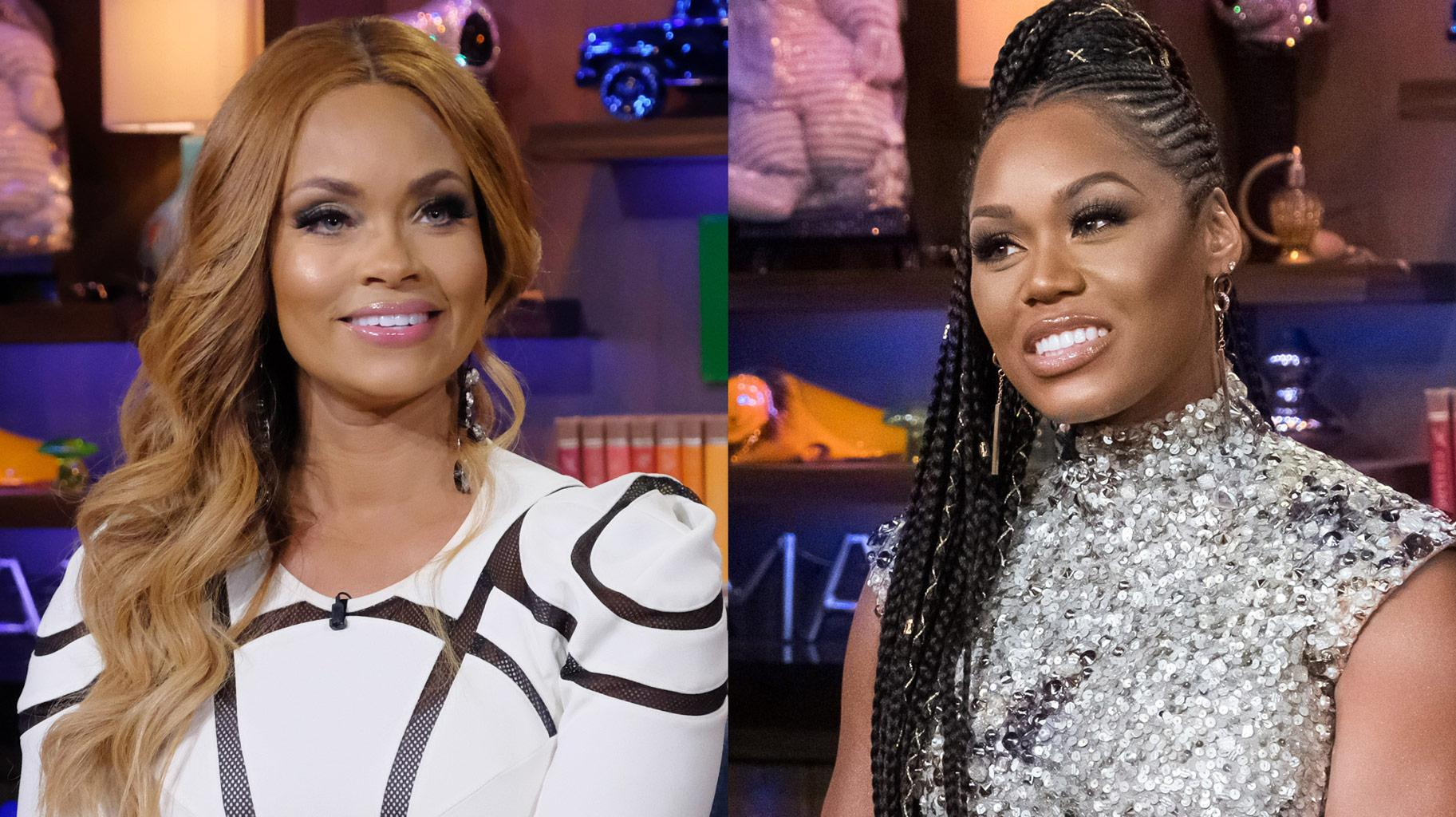 Gizelle Bryant Accuses Her Co-Star Monique Samuels Of Glorifying Violence With New Song