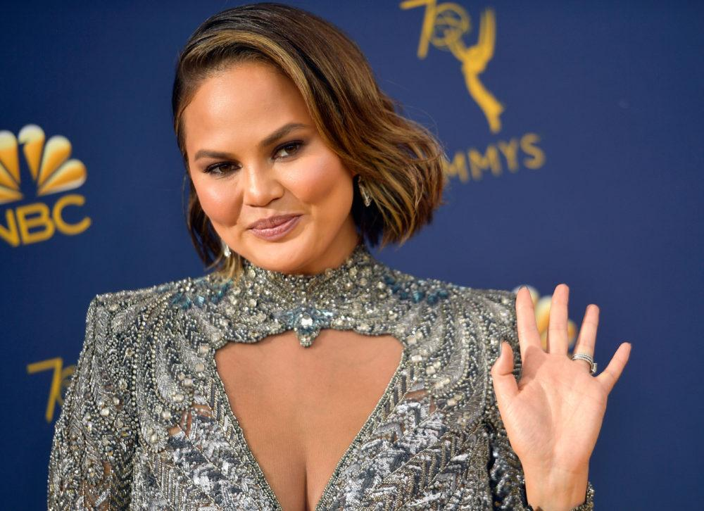 Chrissy Teigen Explains How She Knew She Was Pregnant For The 3rd Time