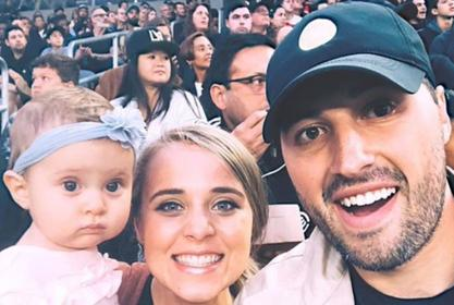 Counting On - Jeremy Vuolo Gushes Over Pregnant Wife Jinger Duggar In New Instagram Post