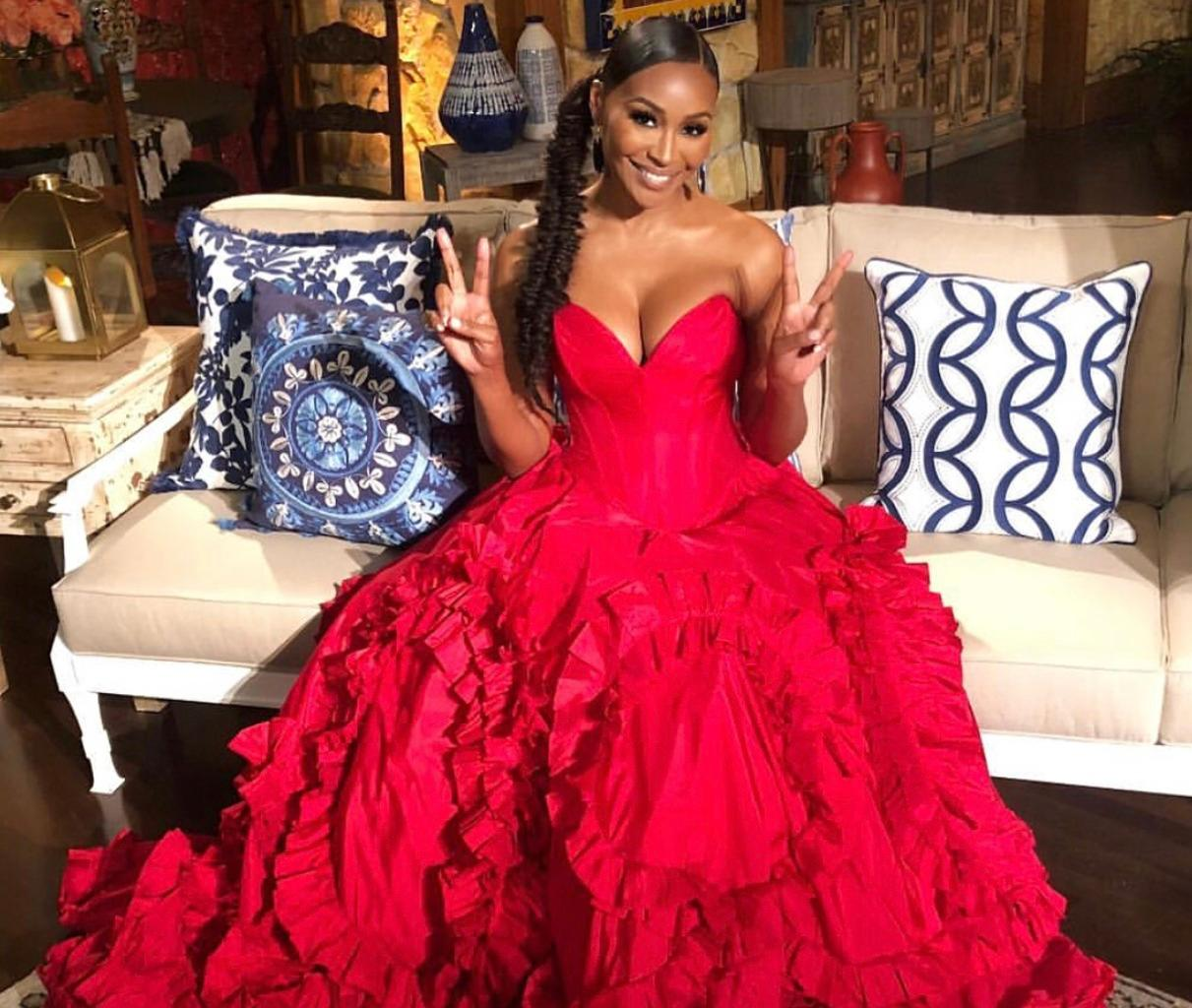 Cynthia Bailey's Latest Photo Has Fans Praising Her In The Comments: 'You're So Hot!'