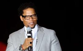 D.L. Hughley Says Kanye West Is One Of The 'Worst Kind Of Humans' On The Planet