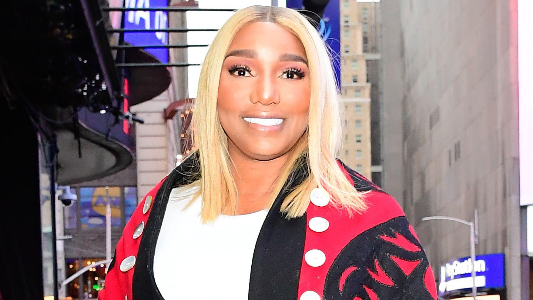 NeNe Leakes Shows Off Her Dark Roots - Check Out Her Photo