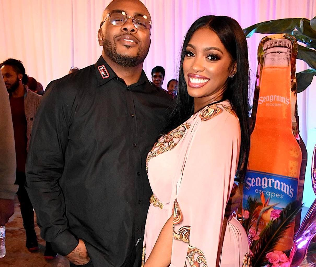 Dennis McKinley Posts And Deletes Message For Porsha Williams Amid Split Speculations -- Fans Are Not Here For It