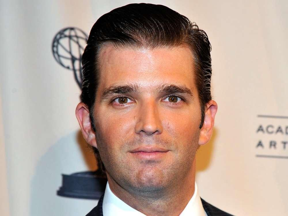 Donald Trump Jr Claims Kimberly Guilfoyle Is The Leader In Their Romance