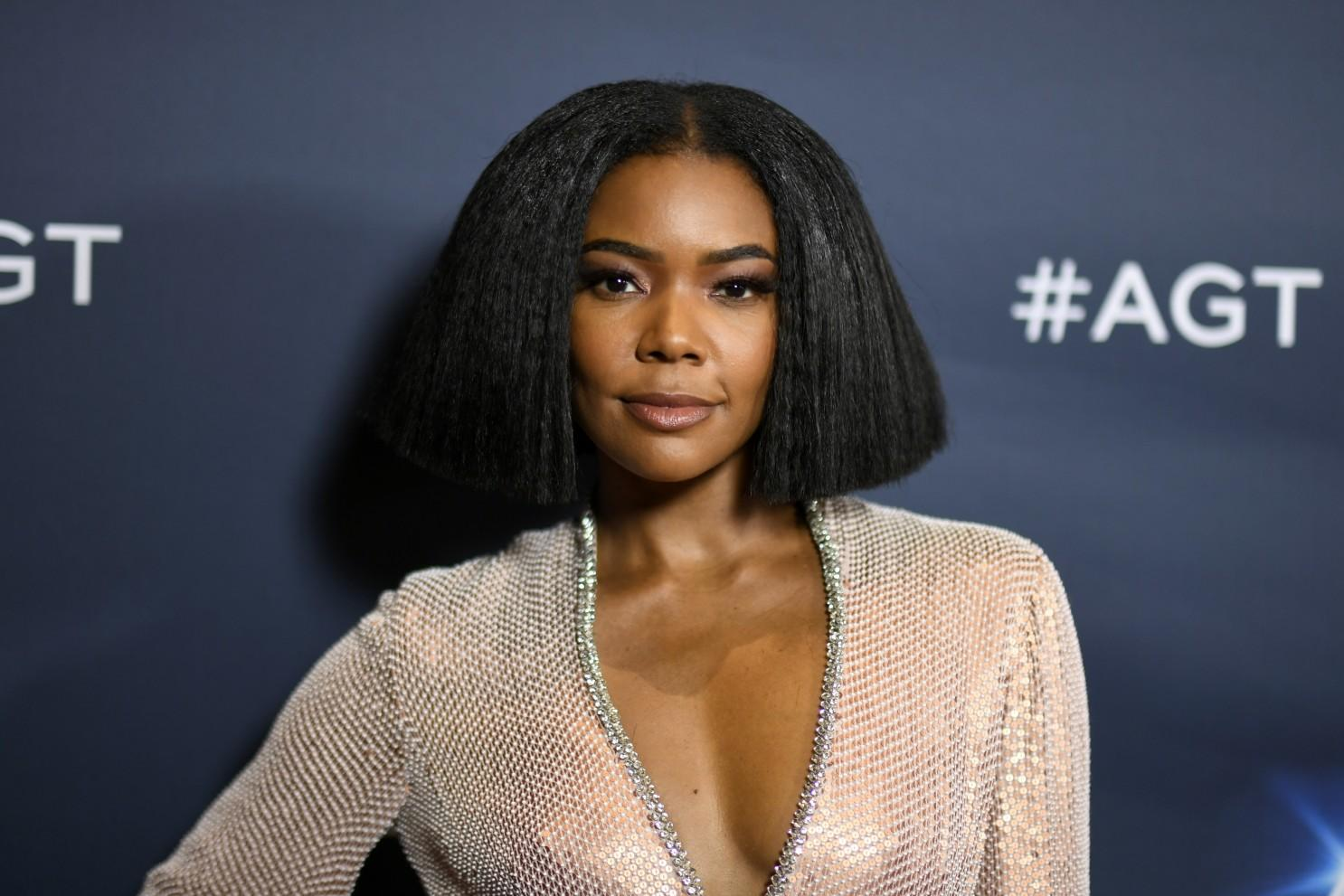 Gabrielle Union Launches New Hair Care Products Called 'Flawless'