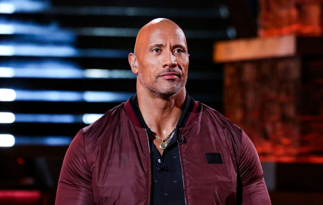 Dwayne Johnson Is The Highest Paid Actor Again This Year - 2 Years In A Row!