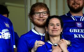 Ed Sheeran's Wife Pregnant - Baby Due Any Day Now After Keeping It A Secret